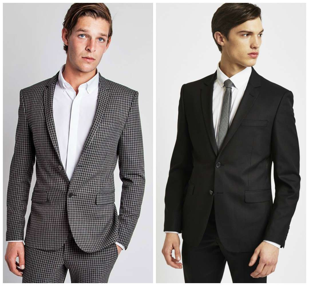 checked-suit-black-suit