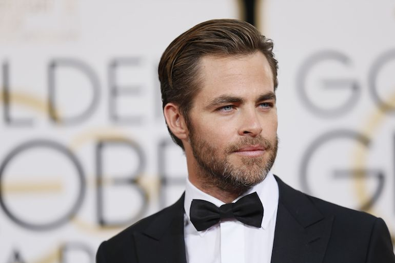 chris-pine-beard-black-tie-mens-fashion-style