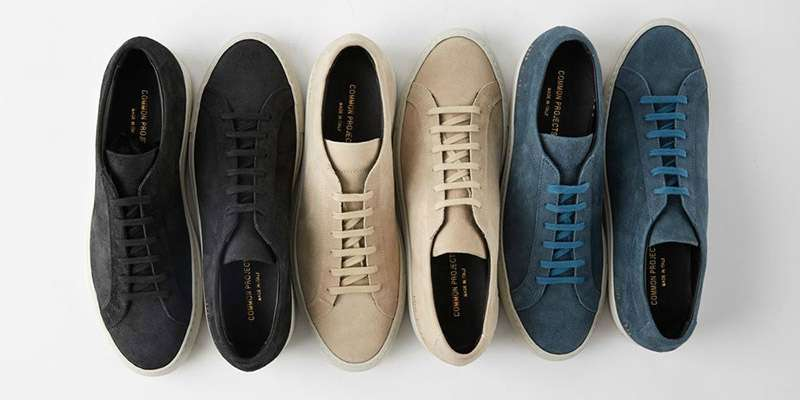 common projects low achille neutral aw16