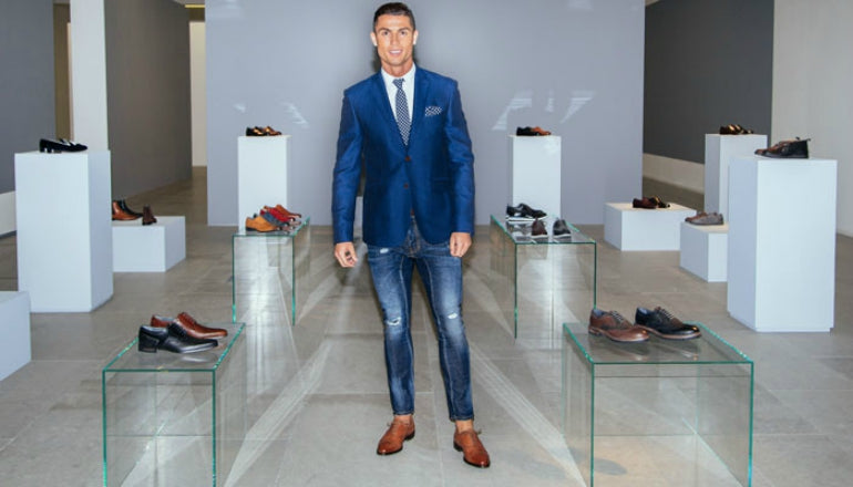 Cristiano Ronaldo How To Get This Famous Footballers Style