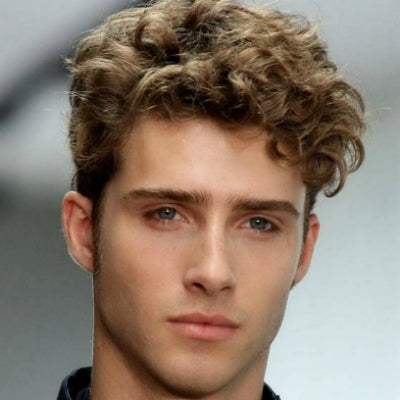 The Best Curly/Wavy Hair Styles and Cuts for Men
