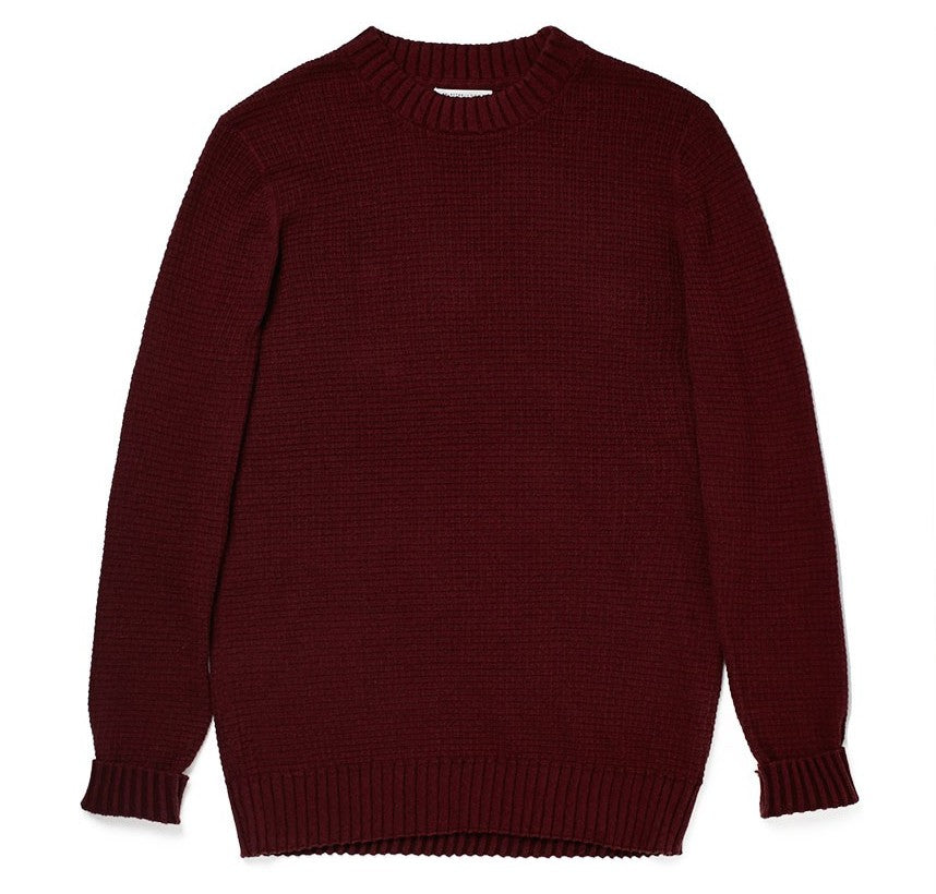Selected Damian Crew Neck Jumper