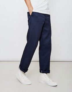 dickies 874 straight leg chinos navy for men