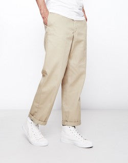 dickies 874 straight leg chinos sand for men