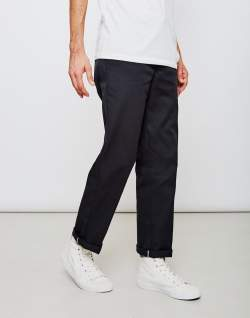 mens dickies black trousers men