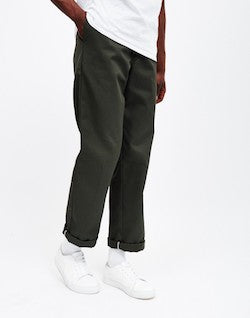 dickies green chinos for men