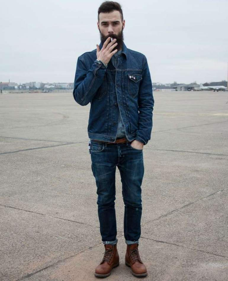 double-denim-mens-street-style-mens-fashion