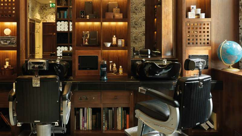 dunhill barbers
