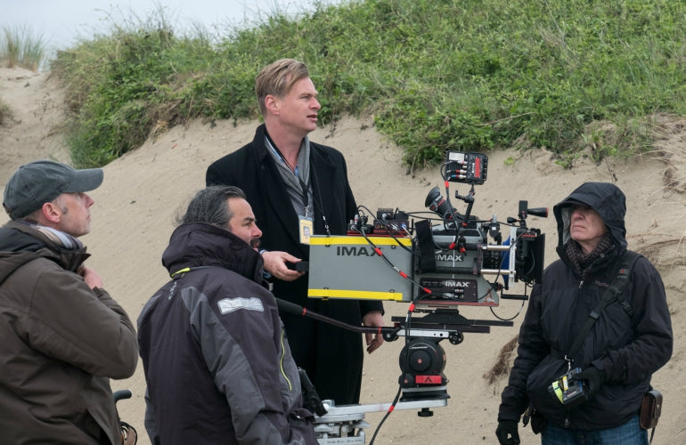 dunkirk behind the scenes christopher nolan
