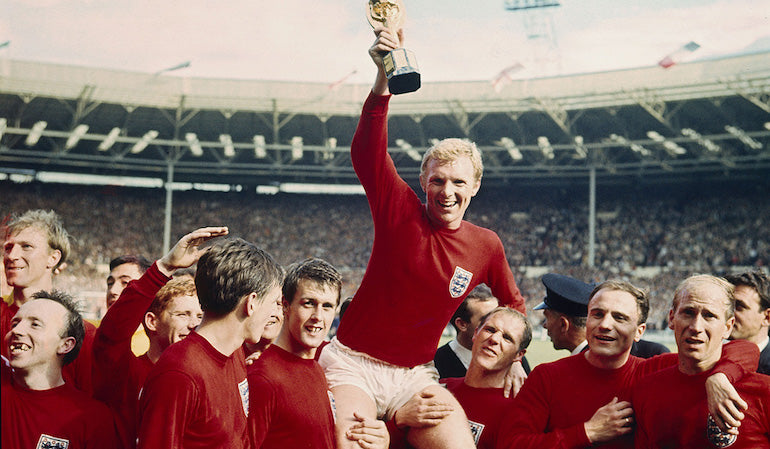england 1966 world cup football kit