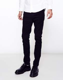 farah drake super slim fit jeans black mens fashion