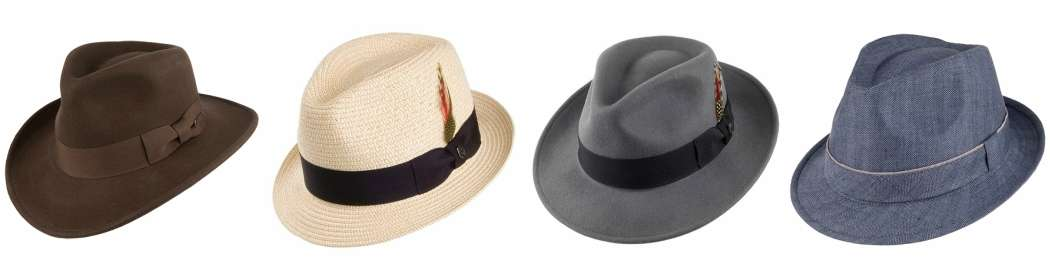 Trilby vs Fedora, Which is More Stylish, and How to Wear Them