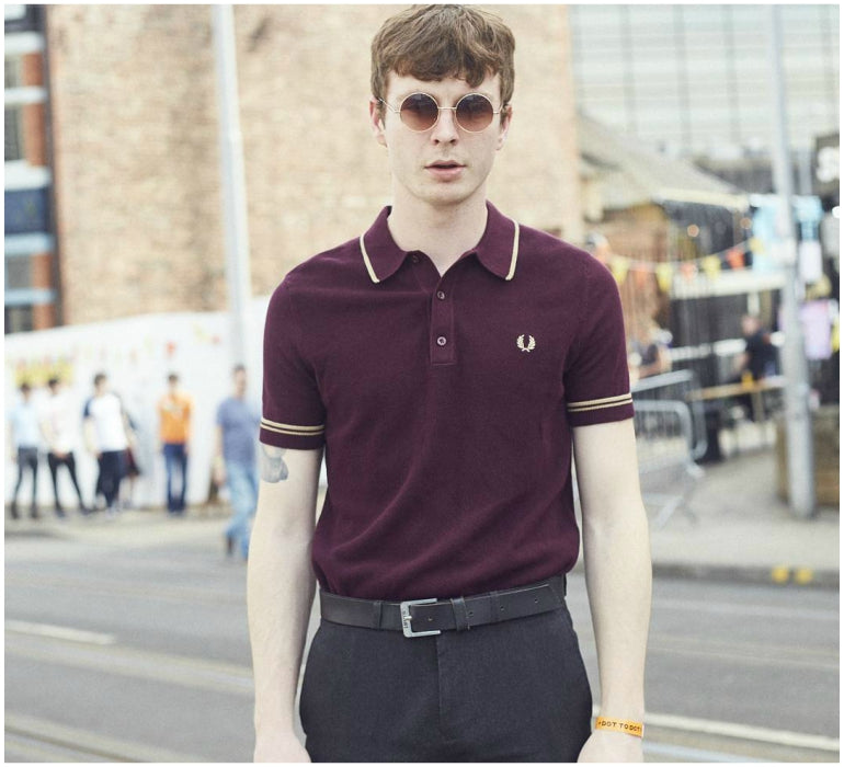 1b3d0d0fdade fred perry polo shirt mens style