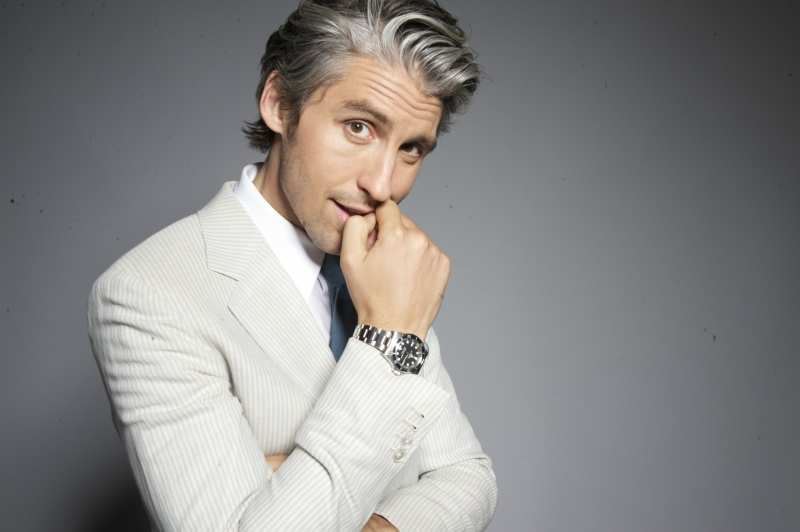 A Guide To Silver Grey Hair For Men