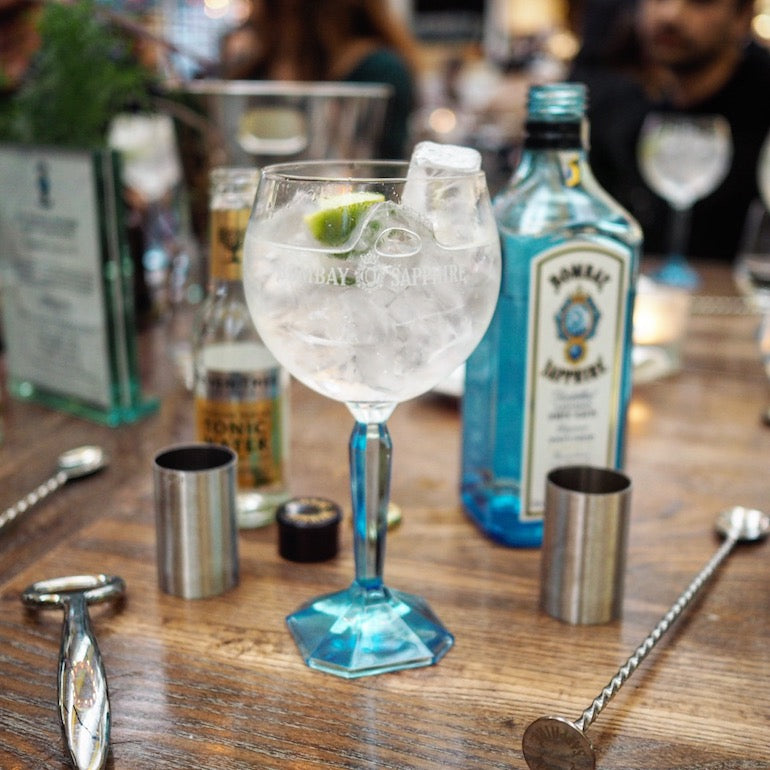 gin and tonic healthier alcohol