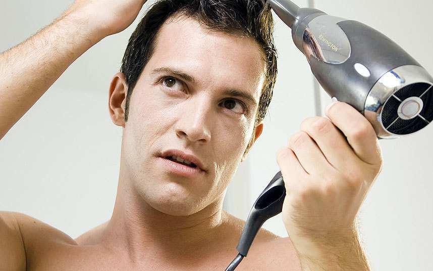 How To Tackle Mens Thinning Hair