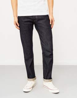 hawksmill-japanese-selvedge-dry-loose-tapered-fit-jeans