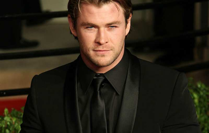 hemsworth black tux mens