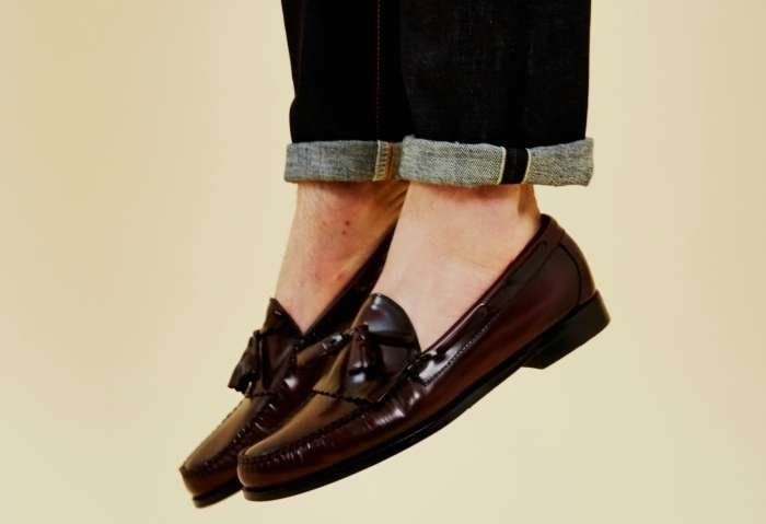 how to care for leather shoes loafers
