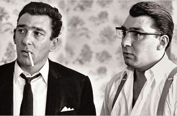 the krays 1960s suits