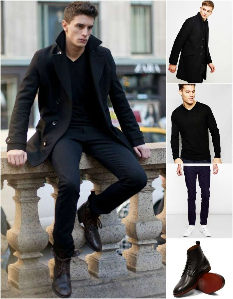 b3d826a6ea9 how-to-wear-a-black-v-neck-jumper