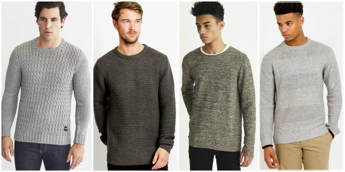 how-to-wear-grey-jumpers