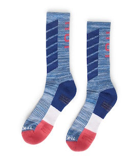 huf performance crew sock navy