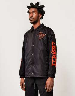 The Idle Man Paradise Coach Jacket