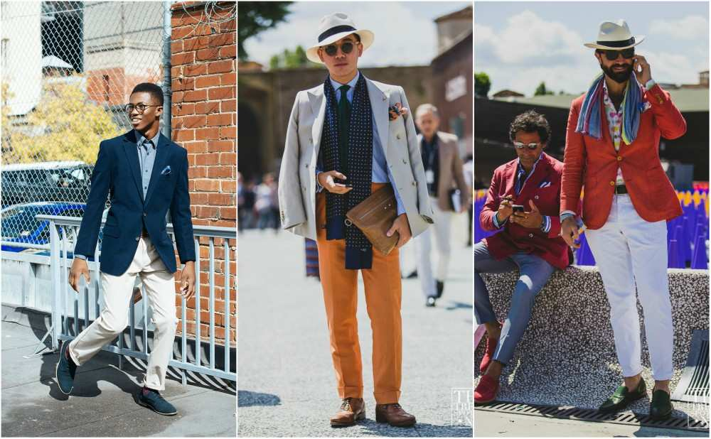 mens street style jackets and shirts