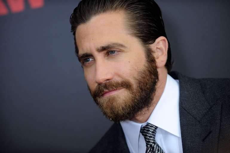 jake gyllenhall beard mens grooming