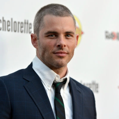 james marsden buzzcut hair