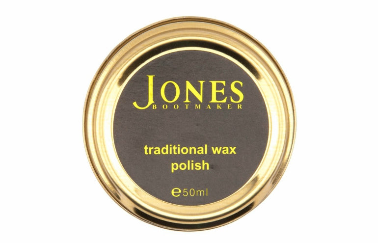 jones shoe wax polish
