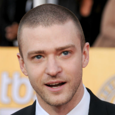 justin timberlake induction cut crew cut vs buzz cut