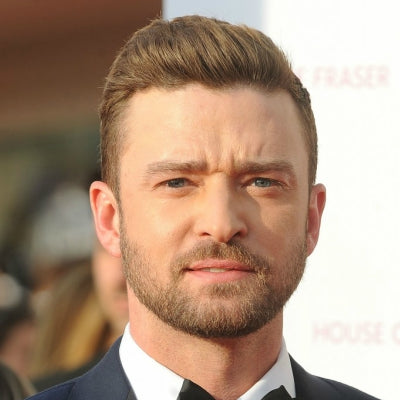 justin timberlake quiff and tuxedo for men