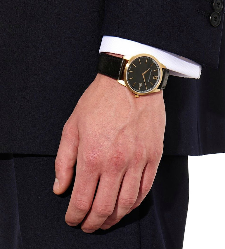 larsson-jennings-black-gold-saxon-gold-plated-and-leather-watch-black-mens-fashion-style-best