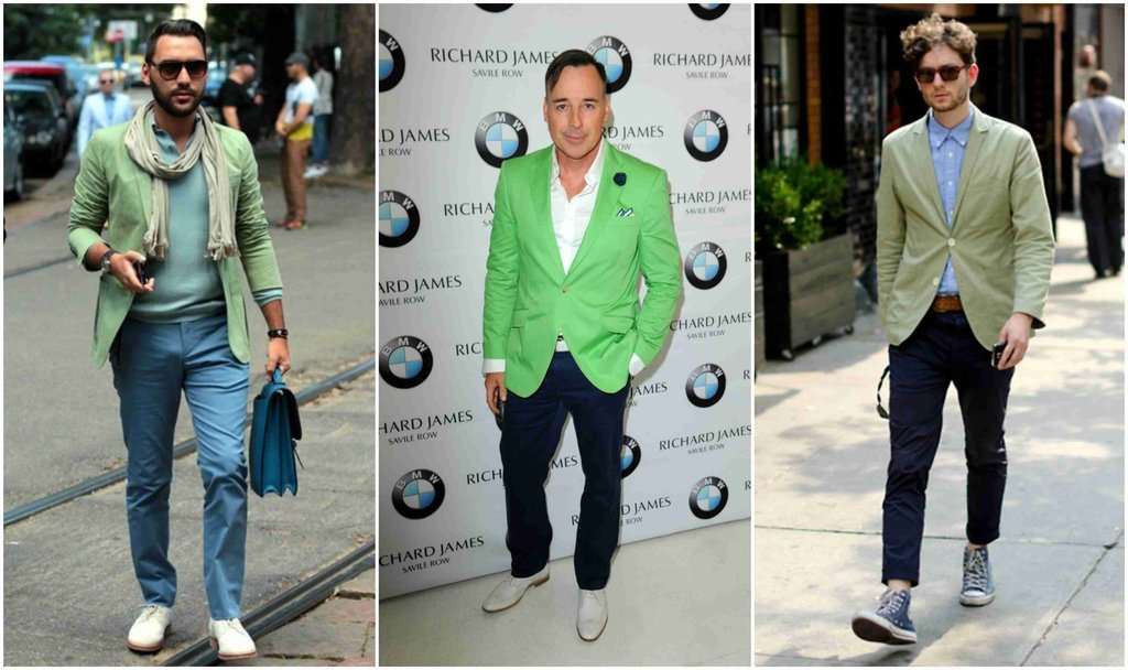 6415177c60e035 How to Wear Green in Style This Season