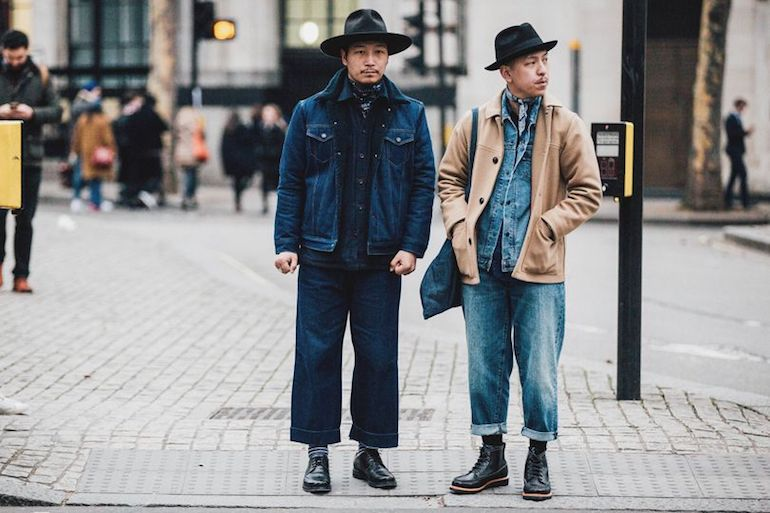 The Best Street Style Outfits From Lfwm