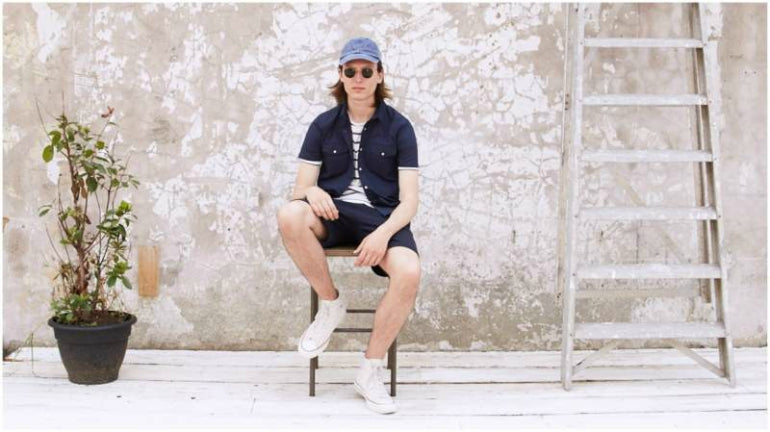 lookbook-mens-summer-style-blue-utility-shirt-striped-tshirt-blue-chino-shorts-white-converse-800x449