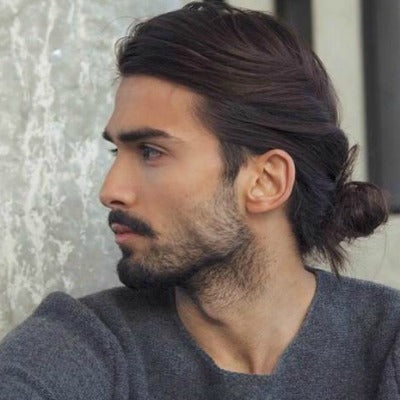 Brilliant Top 5 Hairstyles For Men With Beards Natural Hairstyles Runnerswayorg
