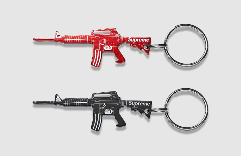 The 15 Best Supreme Keyrings