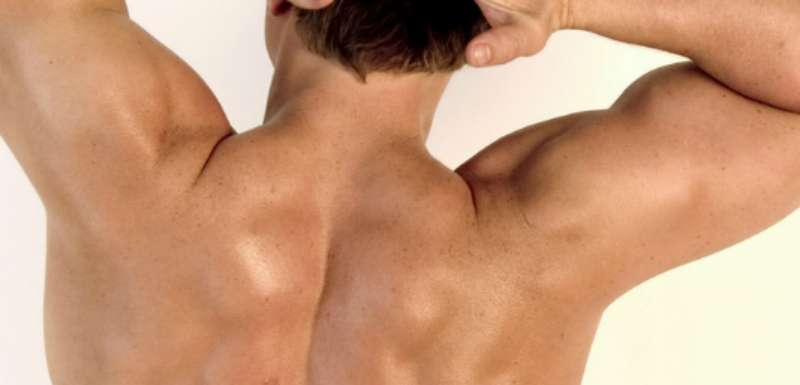 mens back waxing
