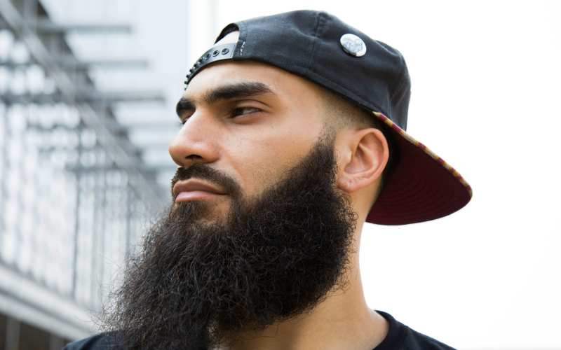ee427bb9fd7 How to Achieve the Perfect Faded Beard Shape Up