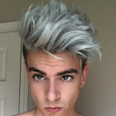 How To Dye Your Hair Platinum Without It Looking Bad