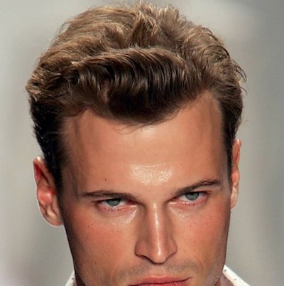 how to style hair with cowlicks how to stop a cowlick in your hair 3010 | mens hair style cowlick 2