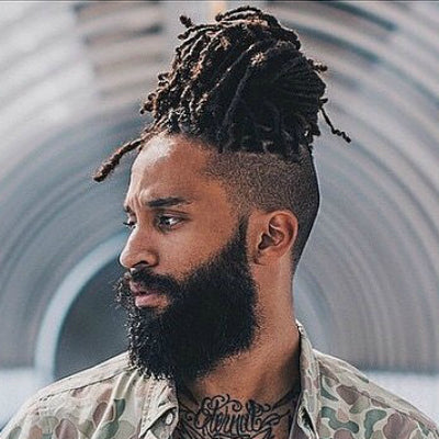 5 Popular Men S Dreadlock Hairstyles