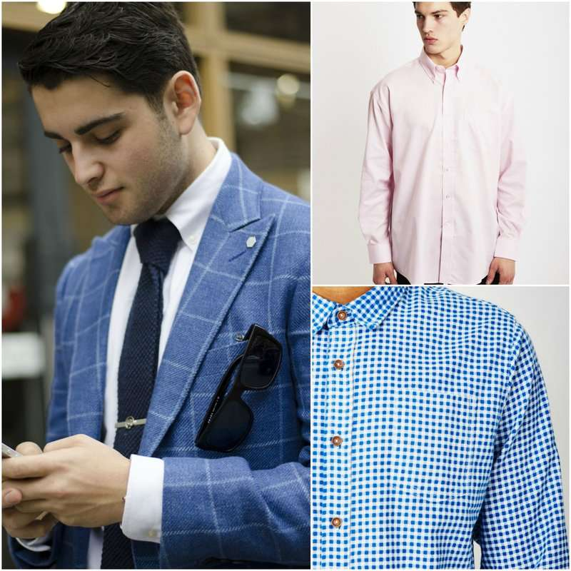 8113acaa8b Shirt and Tie Combinations with a Patterned Suit