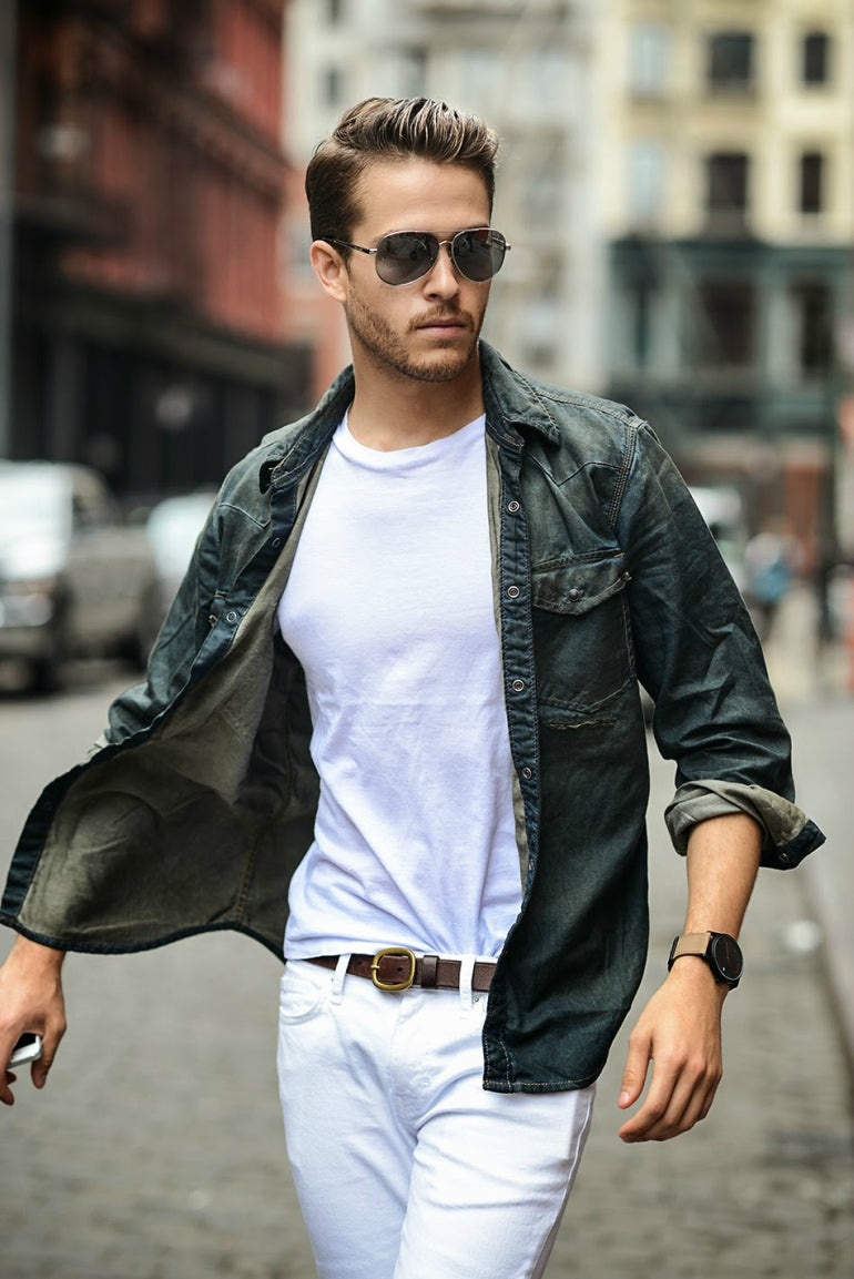 mens overshirt casual how to wear a shirt overt shirt