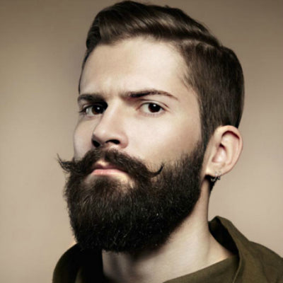 mens round face beard