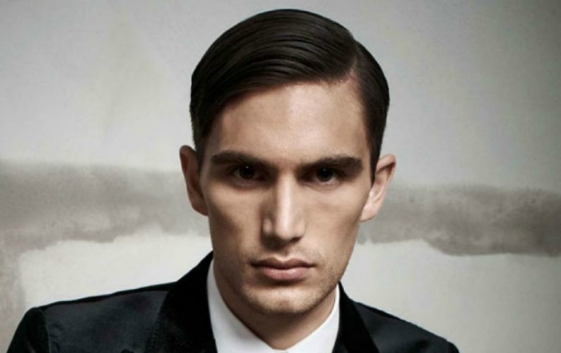 How To Get The Perfect Side Parting
