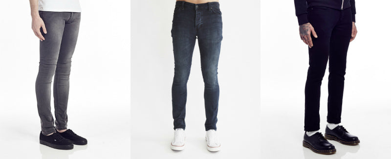 SHOP THE LOOK: The Idle Man | Neuw - Jeans